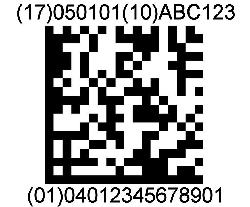 2D Datamatrix
