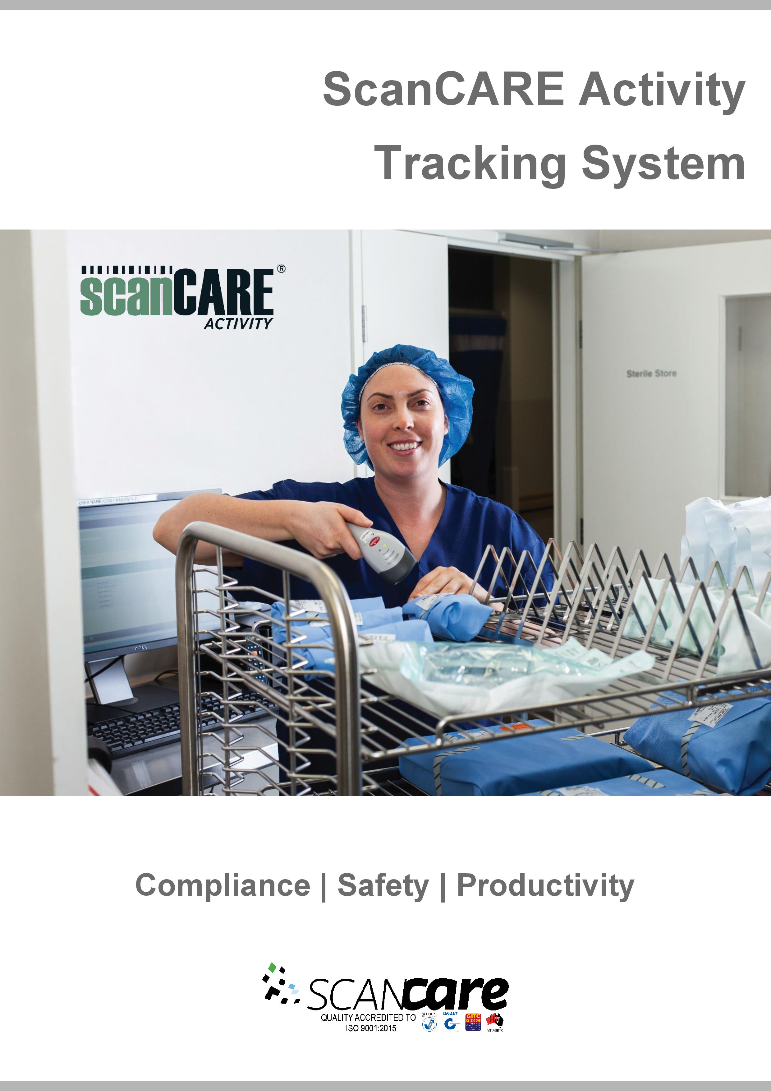 ScanCARE Tracking System Info