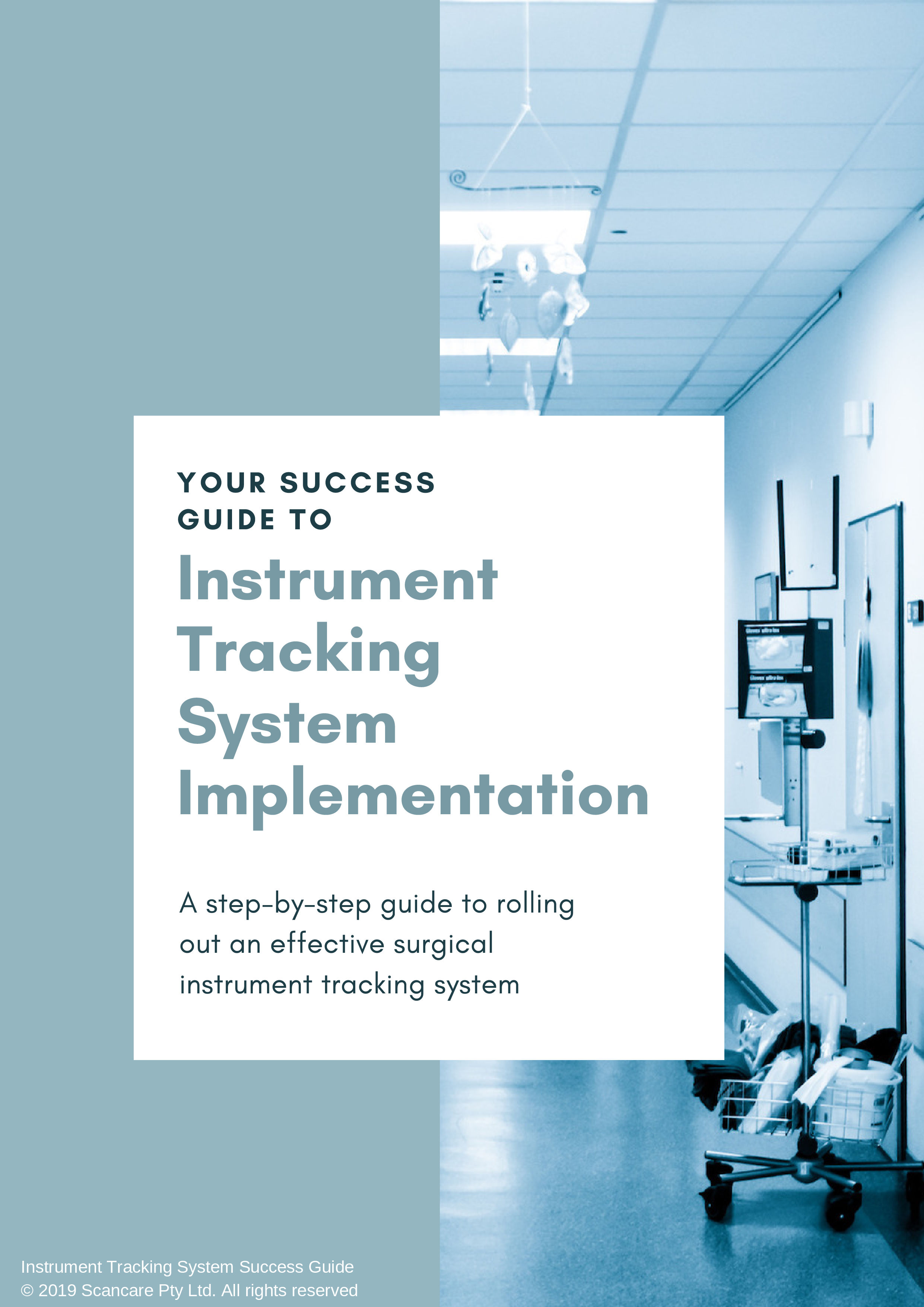 Success Guide - 2019 - instrument tracking Final